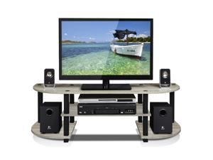Furinno 11058 Turn-S-Tube Wide TV Entertainment Center
