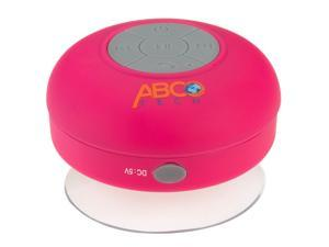 Abco Tech Waterproof Wireless Bluetooth Shower Speaker & Handsfree speakerphone - - Compatible with all Bluetooth Devices, ...