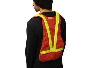 Buddy Products Safteyware Child's Split Style LED Lighted Safety Vest, 8103