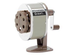 Sanford Ink Corporation SAN51131CX Desk/Wall-Mounted Giant Manual Pencil Sharpener