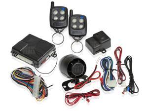 ScyTek Car Security Alarm & Keyless Entry System