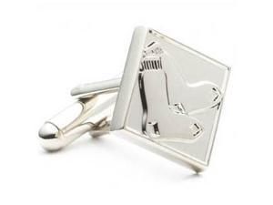 Silver Edition Red Sox Cufflinks-CLI-PD-SOX-SS