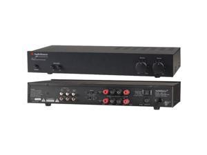 AUDIOSOURCE AMP 100 2-CHANNEL, 50-WATT BRIDGEABLE POWER AMPLIFIER