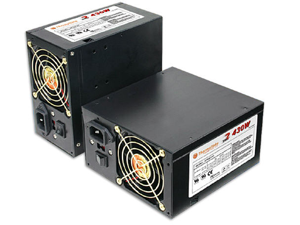 Thermaltake TR2 430W ATXDual Fan Power