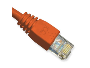 PatchCord 7' Cat5E, Red - ICC-ICPCSJ07RD