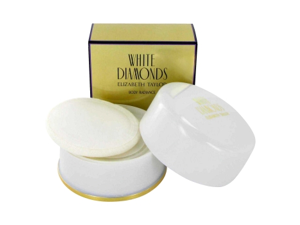 WHITE DIAMONDS by Elizabeth Taylor Dusting Powder 2.6 oz for Women- 402470
