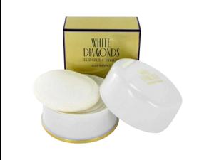 WHITE DIAMONDS by Elizabeth Taylor Dusting Powder 2.6 oz for Women- 402470