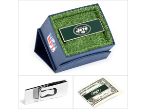 New York Jets Money Clip-CLI-PD-NYJ-MC