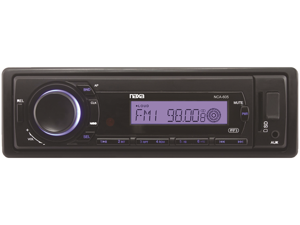 Naxa Electronic Tuning Stereo AM/FM Radio MP3 USB/SD