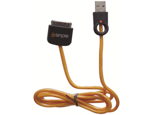 PAC iSimple USB Cable for charging/syncing iPod iPhone iPad