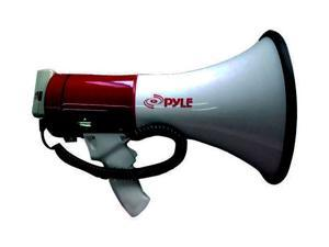 PyleHome PMP57LIA Professional Megaphone with Rechargeable Battery and Built-in USB Flash & SD Memory Card Readers