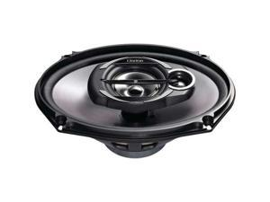 """Clarion SRG6932R 6"""" x 9"""" 400 Watts Peak Power Coaxial Car Speakers"""