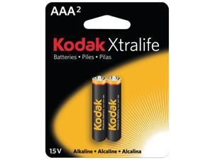 KODAK XL3A2 Xtralife(TM) Alkaline Batteries (AAA, 2 pk)