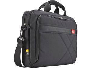 "Case Logic DLC-115 Carrying Case for 15.6"" Notebook, Tablet PC Black"
