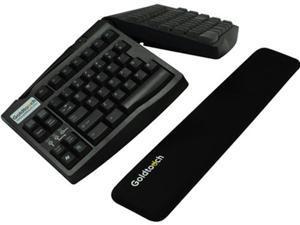 GT Black Gel Filled Slim-Line Wrist RestKOV-GT8-0017