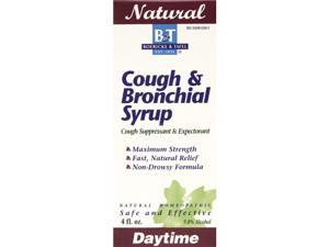 Boericke and Tafel Cough and Bronchitis Syrup - 4 oz - HSG-920504