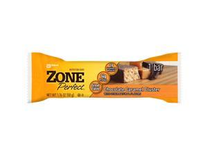 Zone Nutrition Bar - Chocolate Caramel - Case of 12 - 1.76 oz