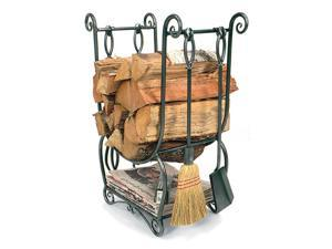 Country Firewood Holder with Tools-LCR-07