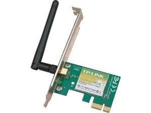 Tp-Link TL-WN781ND IEEE 802.11n (draft) PCI Express x1 Wi-Fi Adapter