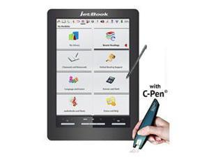ECTACO Russian jetBook Color Deluxe Black