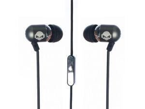 Subjekt RAVE RAV-M8951 Canal Bass Enhanced Earphone with Microphone - Black