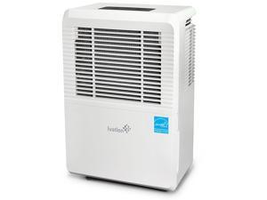 Ivation 70 Pint Energy Star Dehumidifier - Large-Capacity For Spaces Up To 4,500 Sq Ft - Includes Programmable Humidistat, Hose ...
