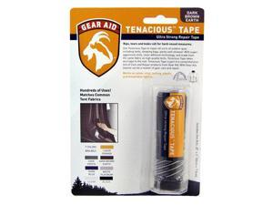 "Tenacious Clean Gear Repair Tape (dark brown earth, 3""x20"")"
