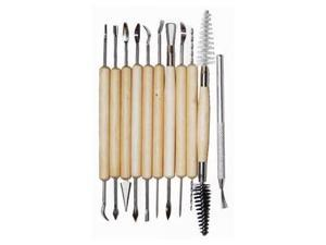 21 Tool Clay Sculpting Tool Set