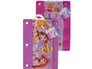 Disney Princess 3 Ring Pencil Pouch