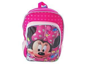 Disney Minnie Mouse Children's Pink School Backpack