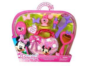 8pc Disney Minnie Mouse Girls Hair Accessory Fashion Set
