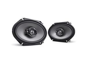 "Kenwood 6"" x 8"", 240W, 3-Way Speakers"