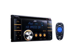 JVC Double Din Multimedia USB/CD Receiver