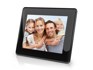 "COBY DP843 8"" Widescreen TFT LCD Digital Photo Frame"