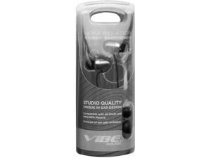 Vibe Sound In-Ear Headphones (Silver)