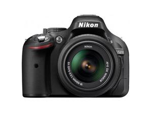 Nikon 24.0 MegaPixel SLR Digital Camera (Black)
