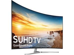 Samsung UN65KS9500FXZA 65-Inch 2160p 4K SUHD Smart Curved LED TV - Silver (2016)