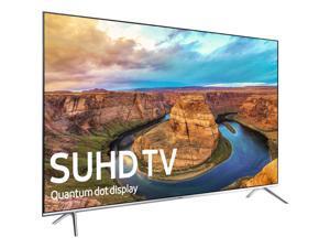 Samsung UN49KS8000FXZA 49-Inch 2160p 4K SUHD Smart LED TV - Silver (2016)
