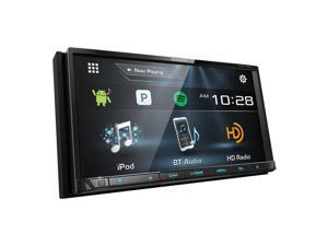 Kenwood  2 Din Receiver w/ Bluetooth and HD Radio