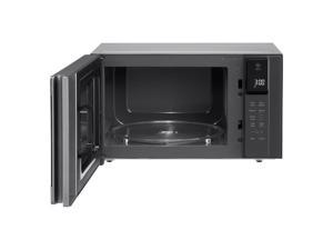 LG  0.9 Cu. Ft. Stainless Steel Countertop Microwave