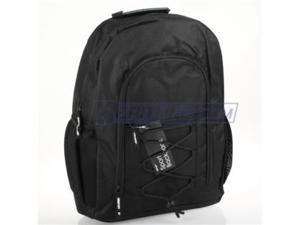Merax Sport Backpack, Polyester, Black/Black
