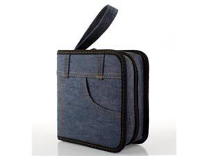 Merax 48 CD Wallet, Jean Design