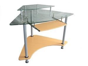 Merax Computer Desk (CT-105P), Beech