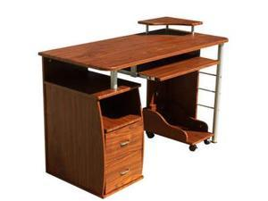 Merax Computer Desk ML-S215, Walnut Color
