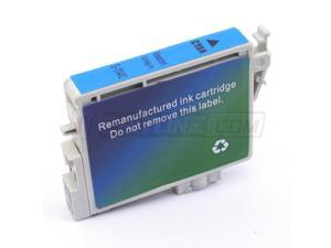 Merax Remanufactured Cyan Inkjet Cartridge for Epson T048220