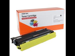Merax Premium Compatible Black Toner Cartridge for Brother TN350 (TN-350, TN 350)