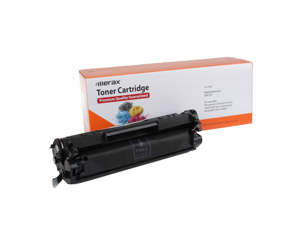 Merax Premium Compatible High Yield Black Toner Cartridge for HP Q2612X