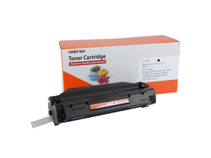 Merax Remanufactured High Yield Black Toner Cartridge for  HP C7115X (15X, 7115, HP15X, HP 15, HP15)