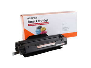Merax Remanufactured Black Toner Cartridge for Canon X25 (8489A001AA)
