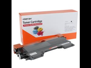 Merax Brother TN450 (TN 450) Compatible High Yield Black Toner Cartridges, 2-Pack